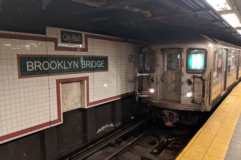 MTAの運営する米ニューヨークの地下鉄
