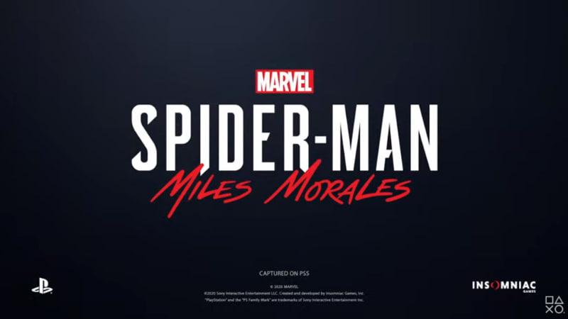 「Marvel'sSpider-Man Miles Morales」