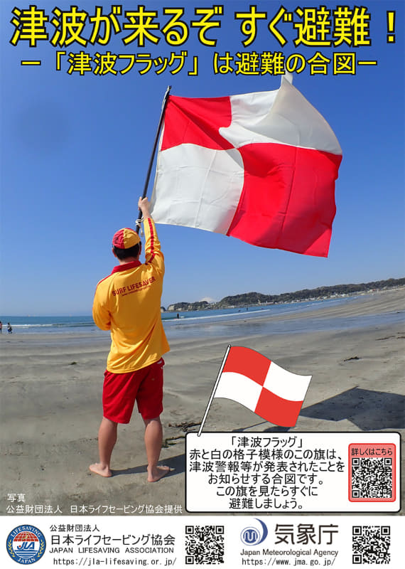 "<a href=""https://www.data.jma.go.jp/svd/eqev/data/tsunami_bosai/img/poster_tsunami_bosai.pdf"">津波フラッグ ポスター</a>"