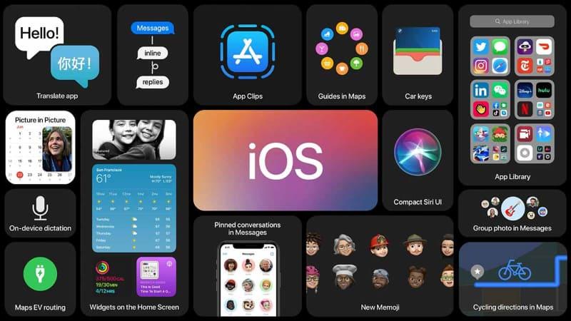 iOS 14の新機能一覧。例年通り多数の新機能があるが、今年は特に変化が大きく感じる