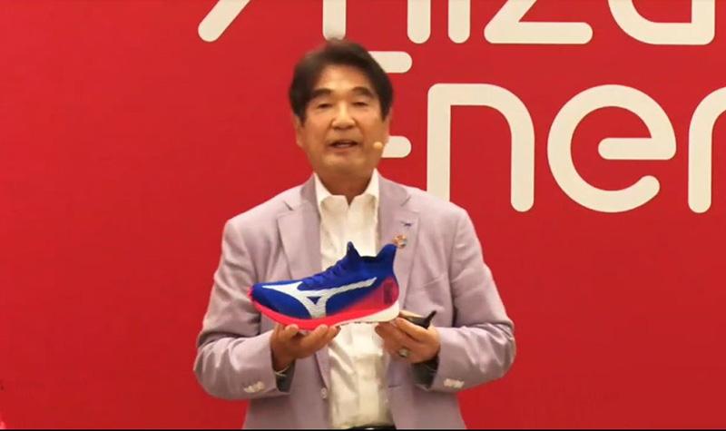 ミズノ 代表取締役社長 水野明人氏
