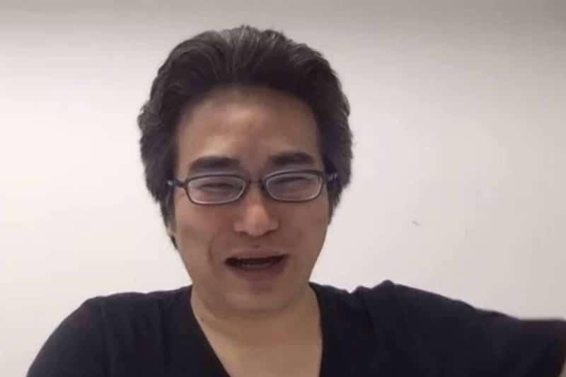 星海社社長の太田克史氏