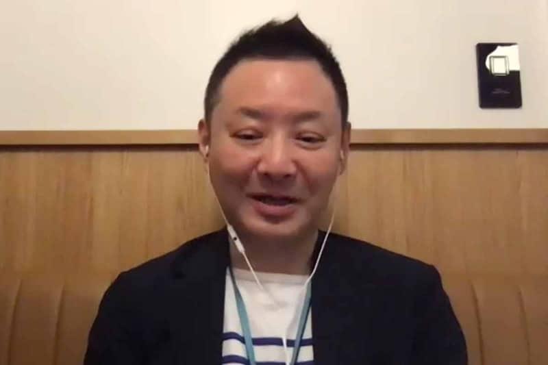 星海社 執行役員 プロダクトマネジャーの紺野慎一氏