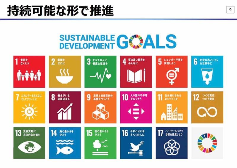 SDGsのもと環境戦略を推進