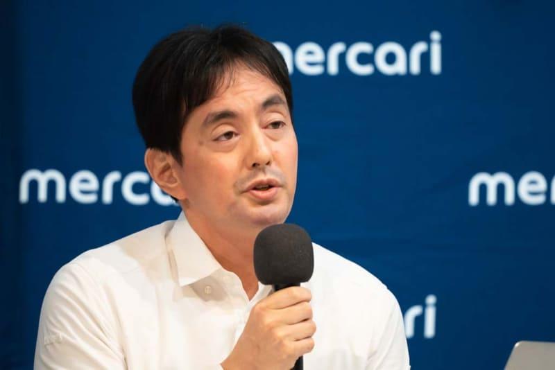 メルカリ山田進太郎CEO