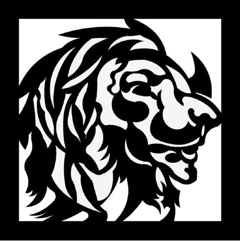 三越のシンボル「ライオン」