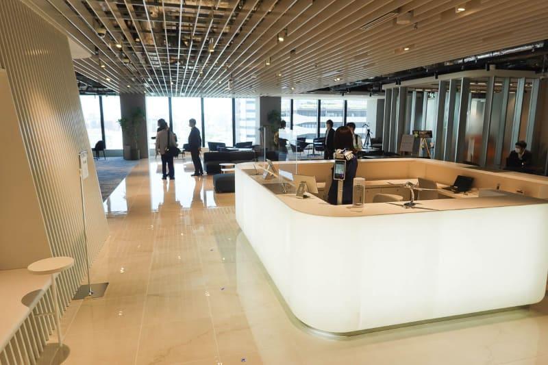 8階Business Airport Takeshiba
