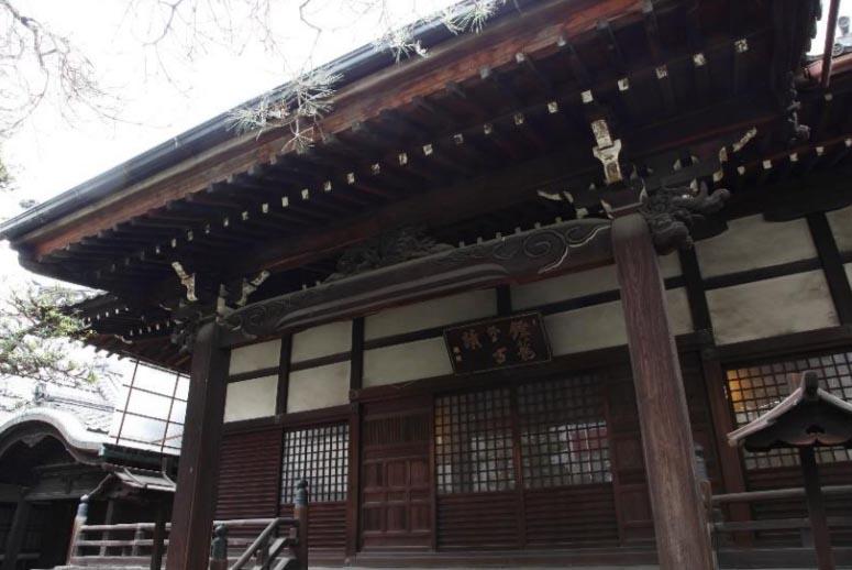 再建前の浄教寺
