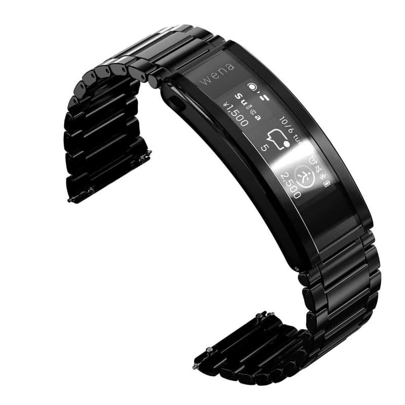 wena 3 metal Premium Black
