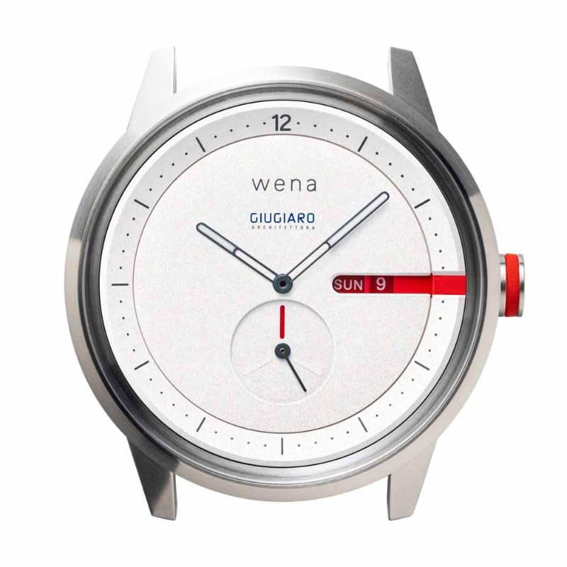 wena Three Hands Silver designed by Giugiaro Architettura