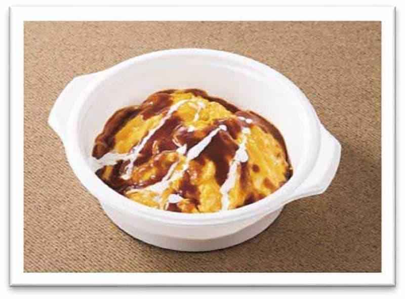 とろ~り卵とチーズのオムライス(テイクアウト価格846円/税込)
