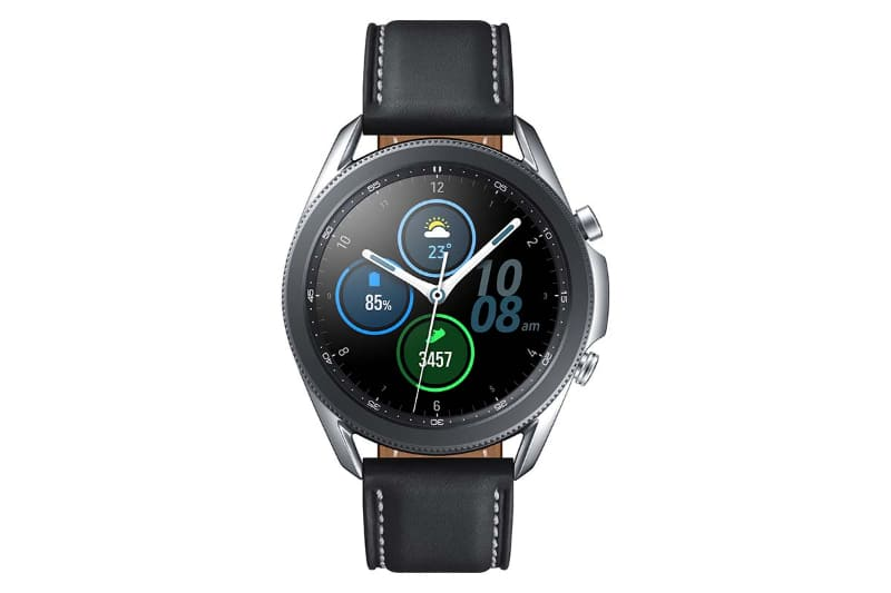 Galaxy Watch3 Stainless Steel 45mm ミスティック シルバー