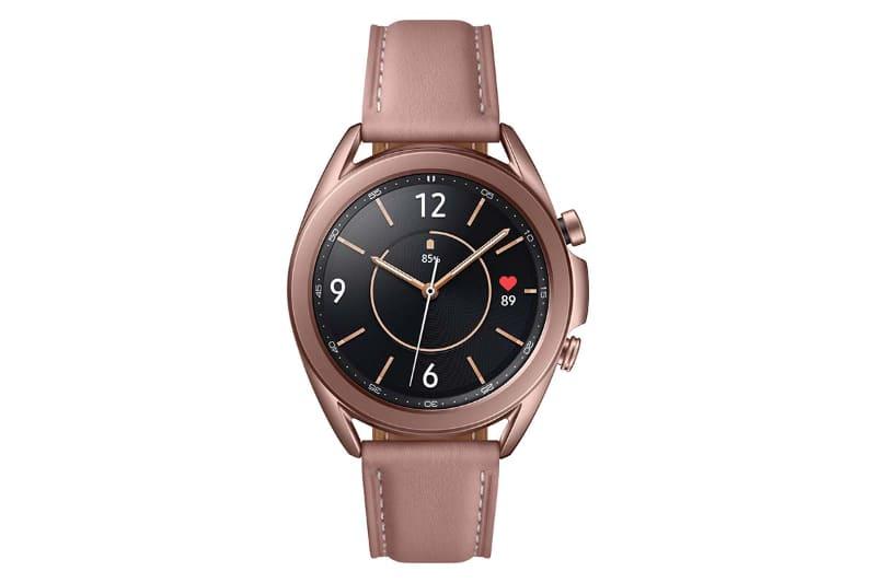 Galaxy Watch3 Stainless Steel 41mm ミスティック ブロンズ