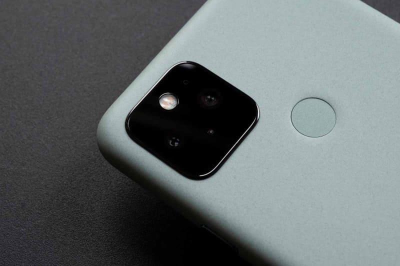 Pixel 5のカメラ