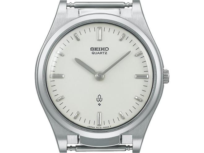 1979年 世界初のクオーツ式腕時計タイプの触読時計