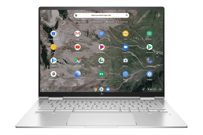 HP「Chromebook x360 13c」