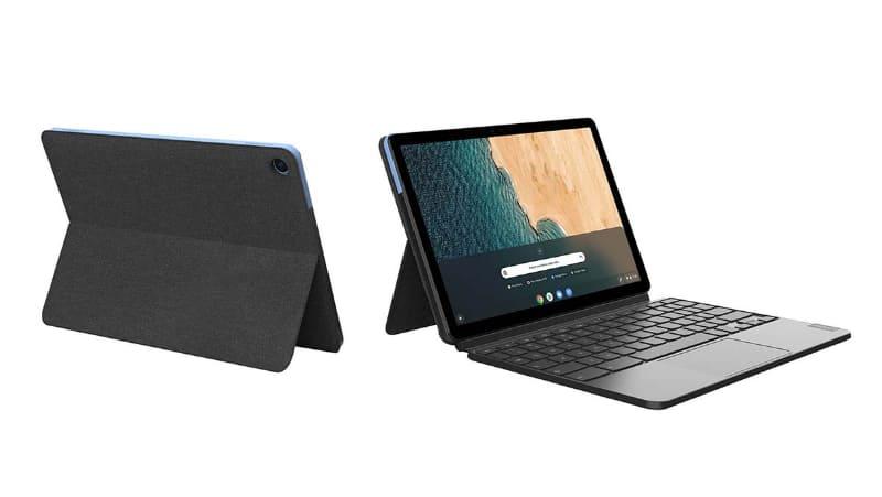 レノボ「IdeaPad Duet Chromebook」