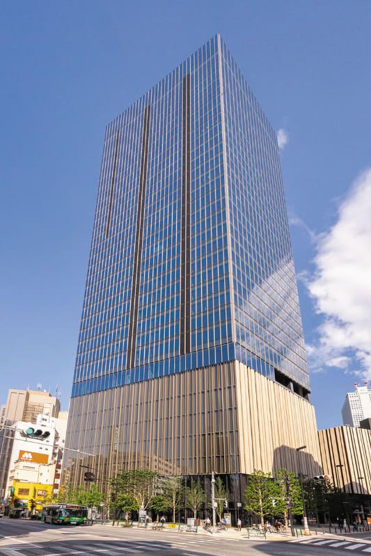 Hareza Tower(サンケイビル ニュースリリースより)