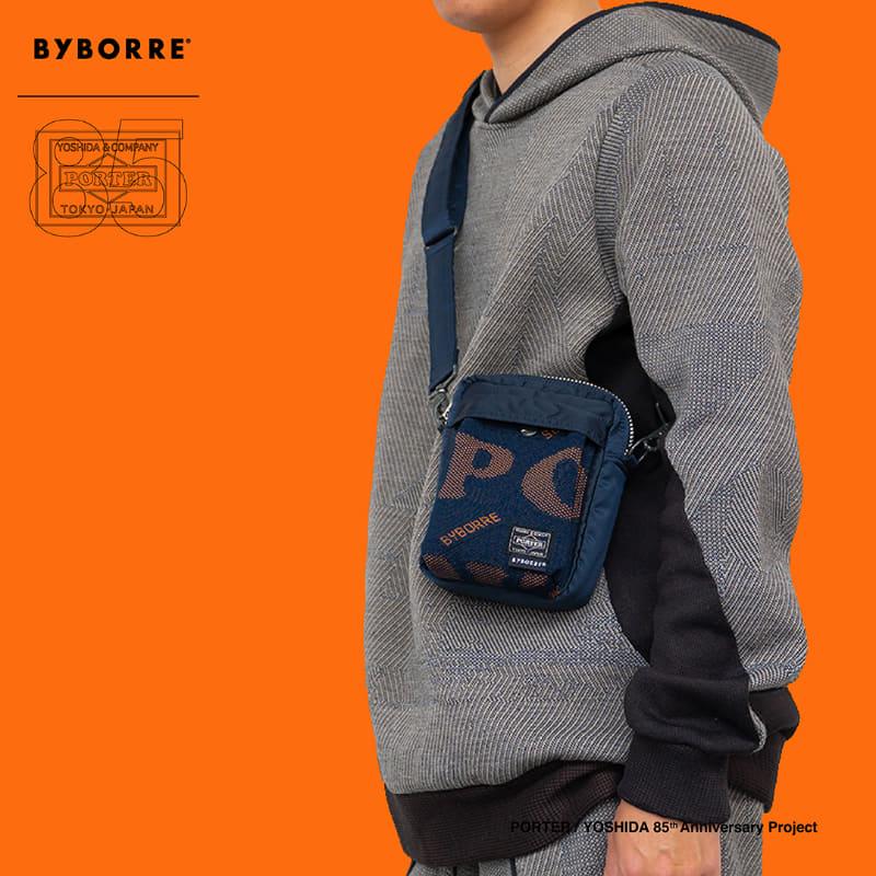 VERTICAL SHOULDER BAG