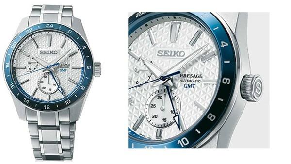 「プレステージライン Sharp Edged Series」創業140周年記念モデル(SARF007)