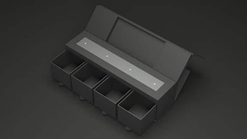 インタラクティブパッケージ形状例
