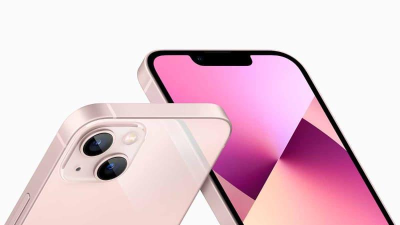 iPhone 13とiPhone 13 mini