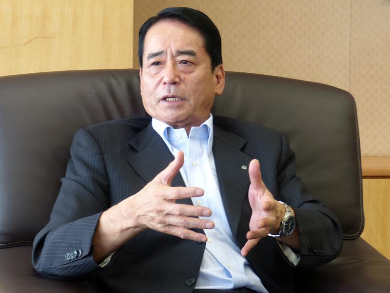 セコム株式会社 常務執行役員でIS研究所所長の小松崎常夫氏