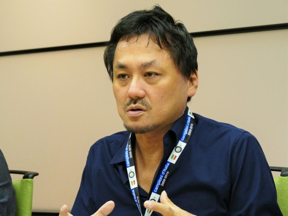 株式会社ヴァル研究所Business Development Dept.部長の篠原徳隆氏