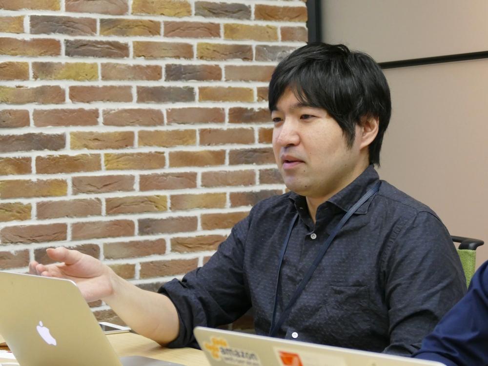 株式会社ヴァル研究所Business Development Dept.の青山正太郎氏