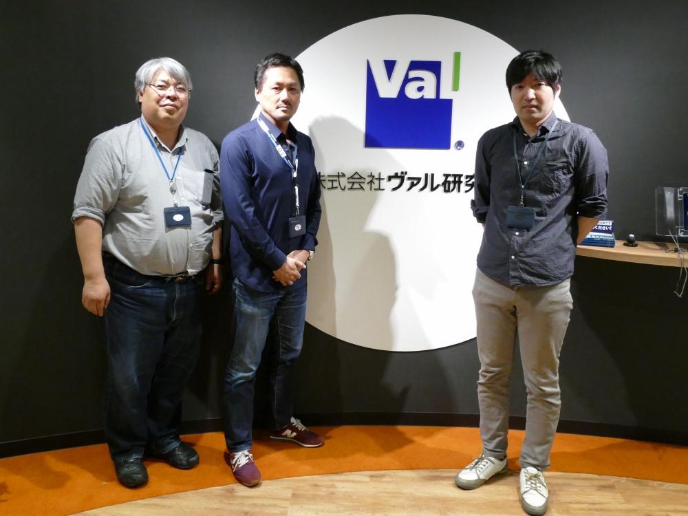 (左から)島村氏、篠原氏、青山氏
