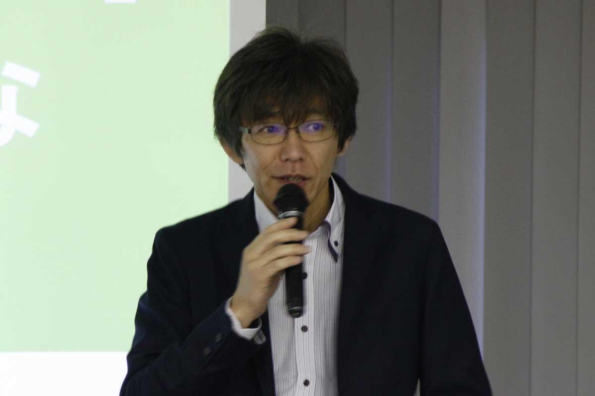 Increments株式会社プロダクトマネージャの及川卓也氏