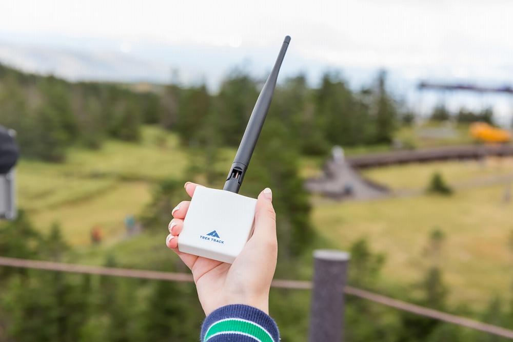 実証実験で使用したIoTデバイス