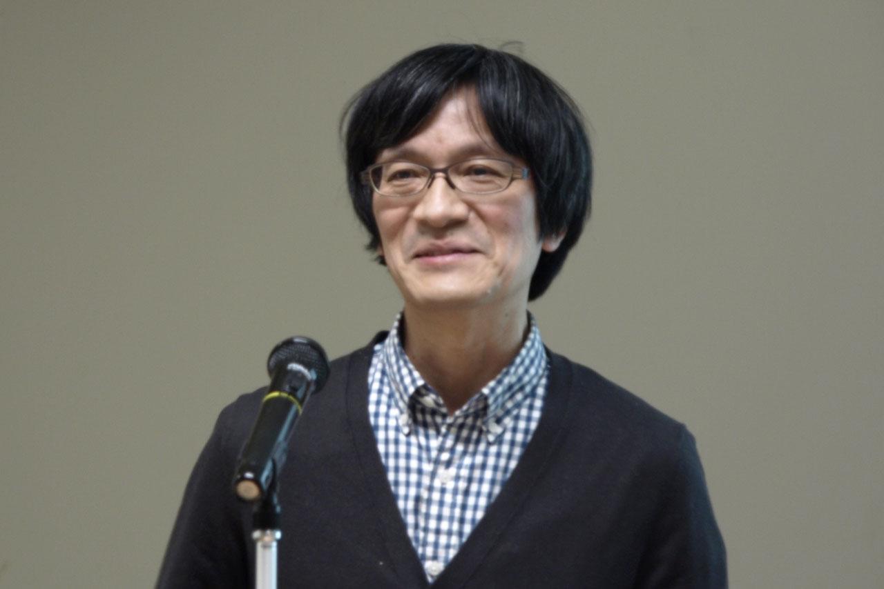 株式会社ラング取締役の大江和久氏