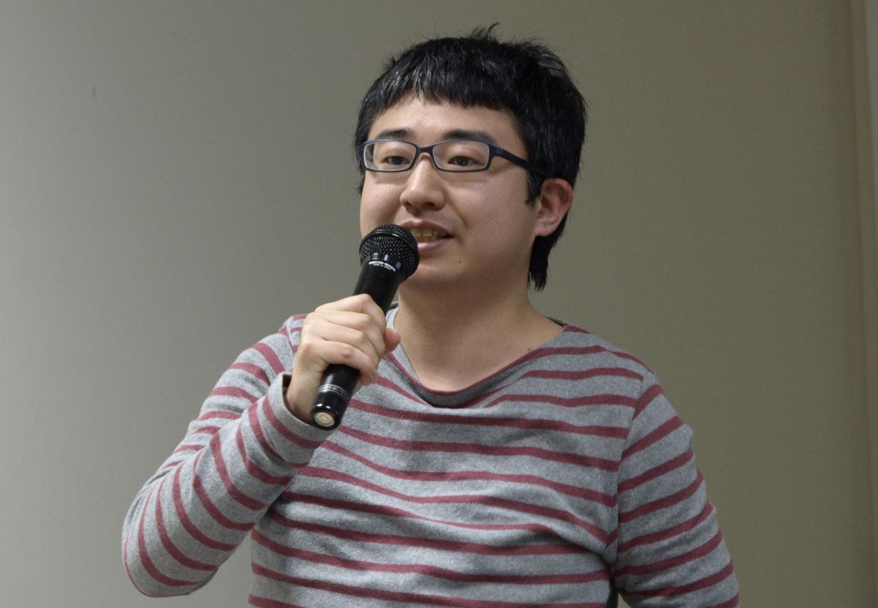 株式会社カーリル代表取締役の吉本龍司氏