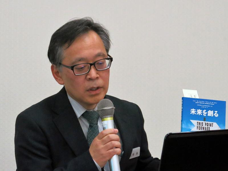 公益社団法人日本印刷技術協会(JAGAT)研究調査部シニアリサーチャーの上野寿氏