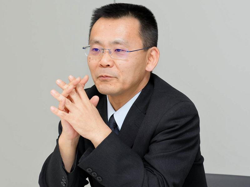 東芝テックソリューションサービスの唐崎健児氏
