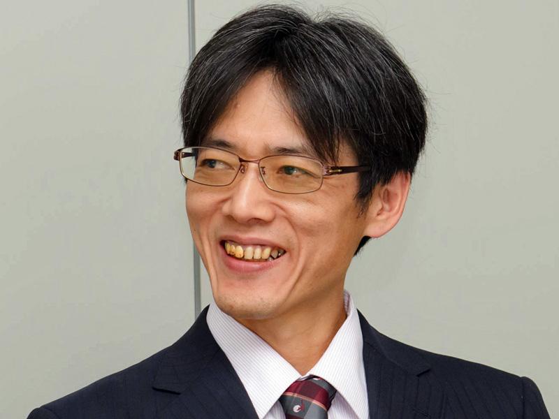 東芝テックソリューションサービスの駒﨑武志グループ長