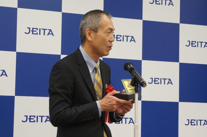株式会社Kyulux 代表取締役 CTO 安達淳治氏
