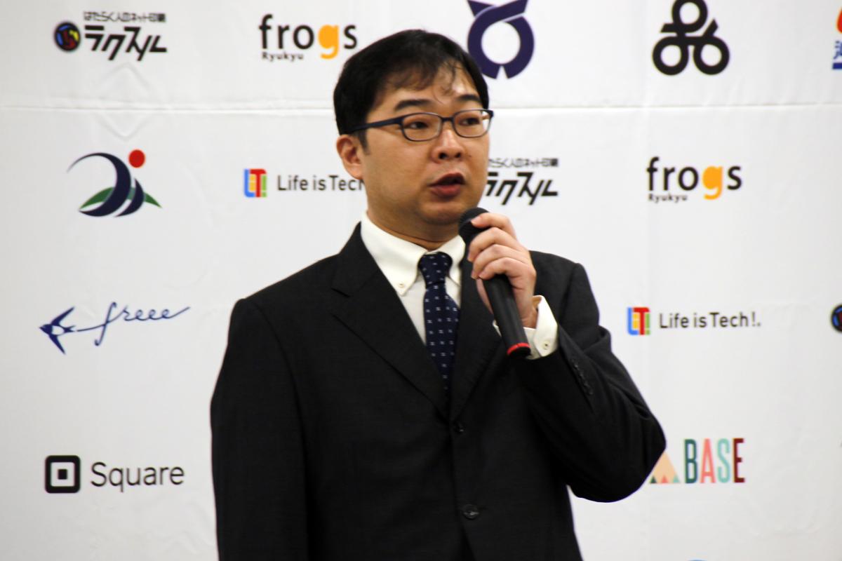 株式会社KDDIウェブコミュニケーションズ代表取締役社長の山崎雅人氏