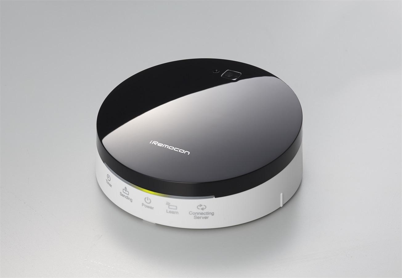 スマートリモコンの先駆け的存在「iRemocon」