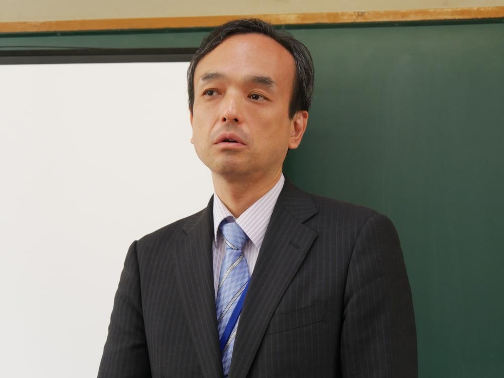 千葉大学教育学部教授の藤川大祐氏