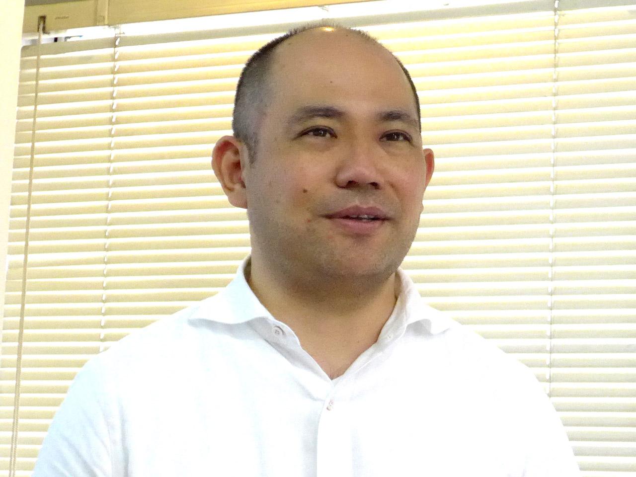 Dayz株式会社代表取締役の玉城朝氏