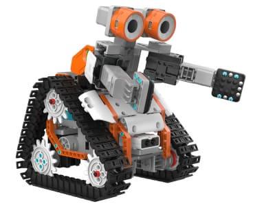 スマホで操作やプログラミング学習できるロボット「UBTECH Jimu Robot Astrobot Kit」 AstroBot