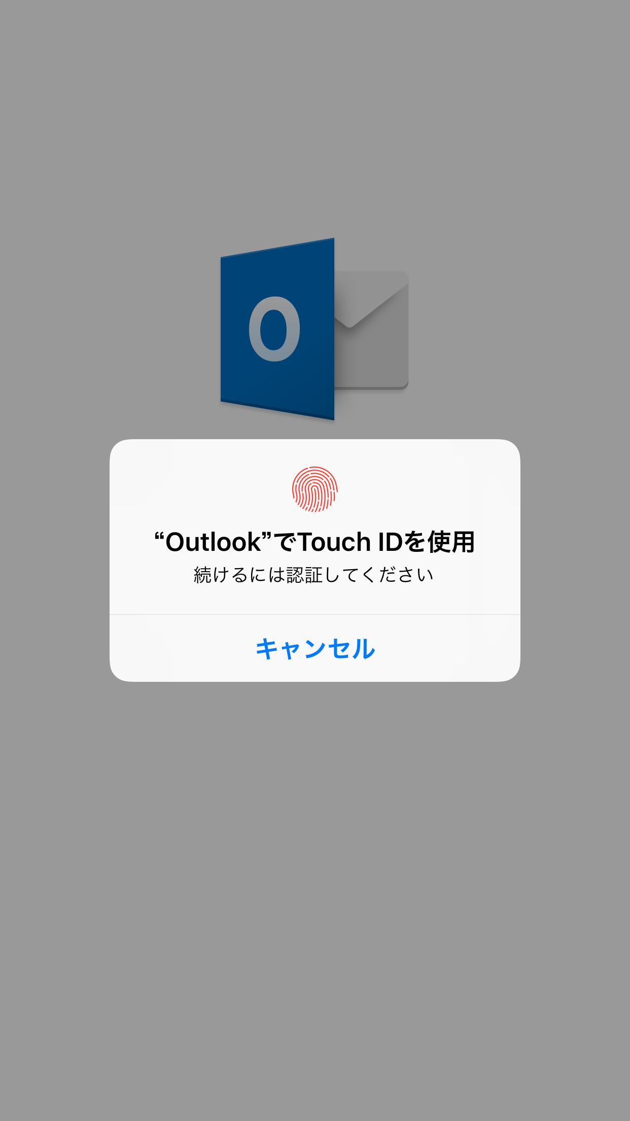 起動時認証にTouch IDを設定して、むやみに見られないような配慮も