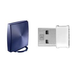 アイ・オーの無線LANルーターなど、Amazonが9月27日限定でタイムセール IEEE 802.11ac/n/a/g/b対応 USB2.0無線LAN子機「EX-WNPU1167M」セット(8980円)