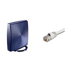 アイ・オーの無線LANルーターなど、Amazonが9月27日限定でタイムセール LANケーブル2m「LC-C6/2M」セット(6700円)