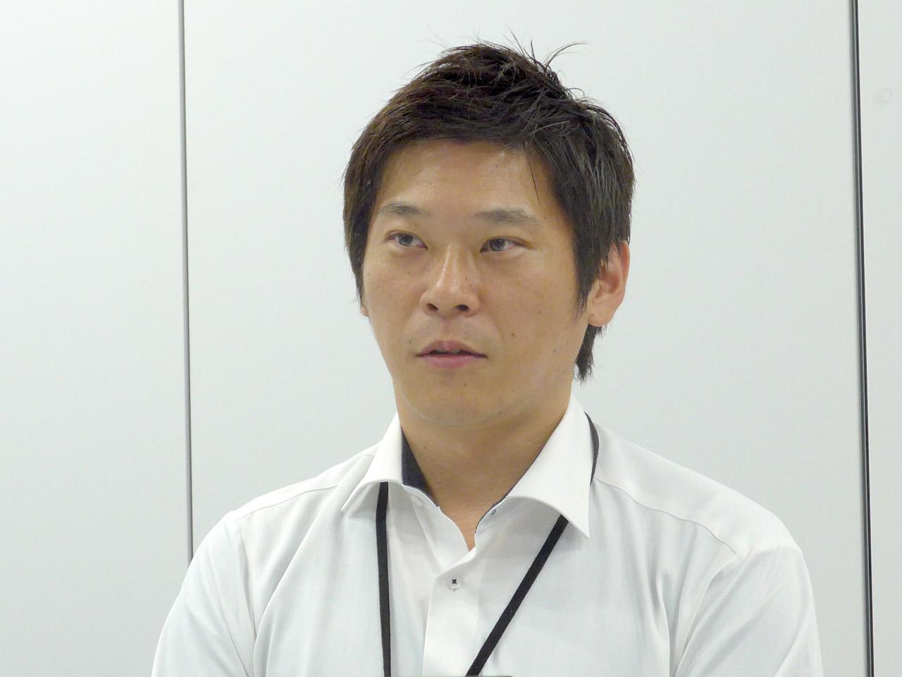 ネットギアジャパン合同会社の前田力氏(マーケティングマネージャー)