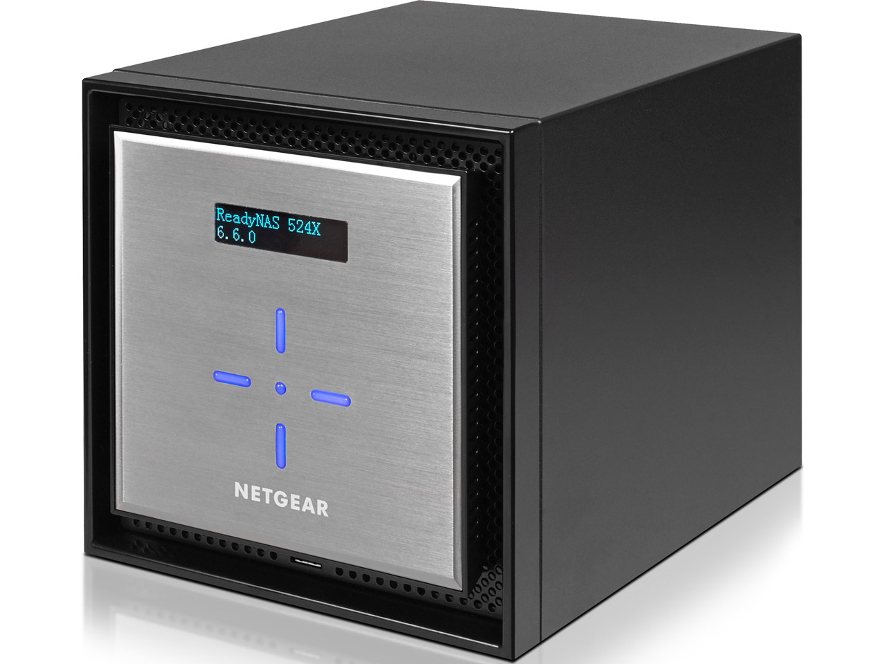 10GBASE-Tを標準装備した「ReadyNAS 524X」
