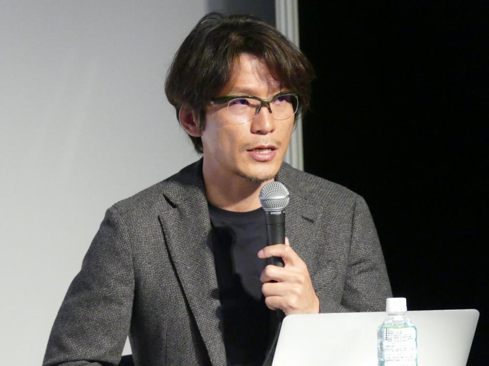株式会社ナイアンティック代表取締役の村井説人氏