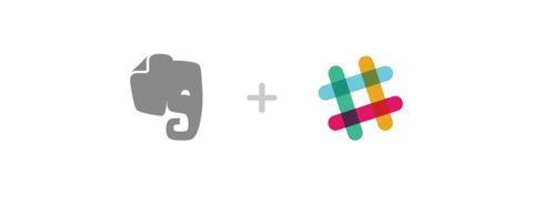 EvernoteとSlackが連携、コマンド入力でノートの保存・検索が可能に